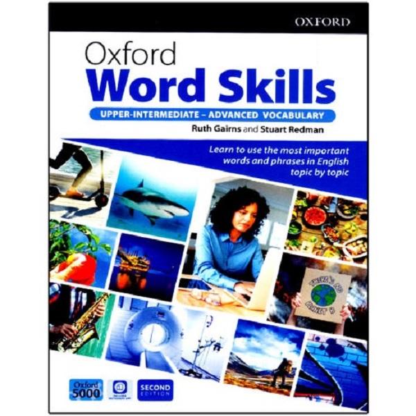 کتاب Oxford Word Skills Advanced Second Edition اثر Ruth Gairns And Stuart Redman انتشارات Oxford
