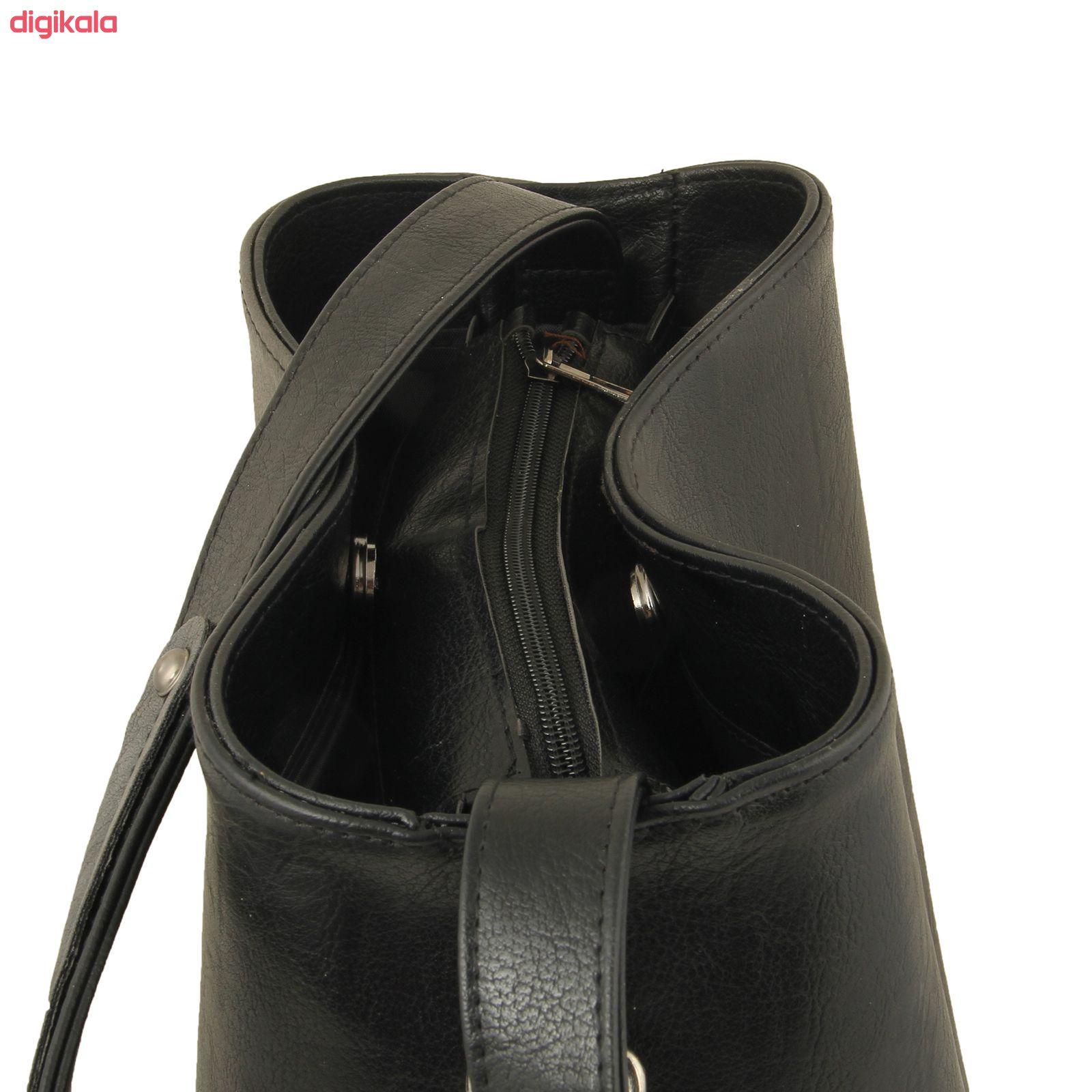 ست کیف و کفش زنانه BAB مدل ترنم کد 910-5 main 1 9