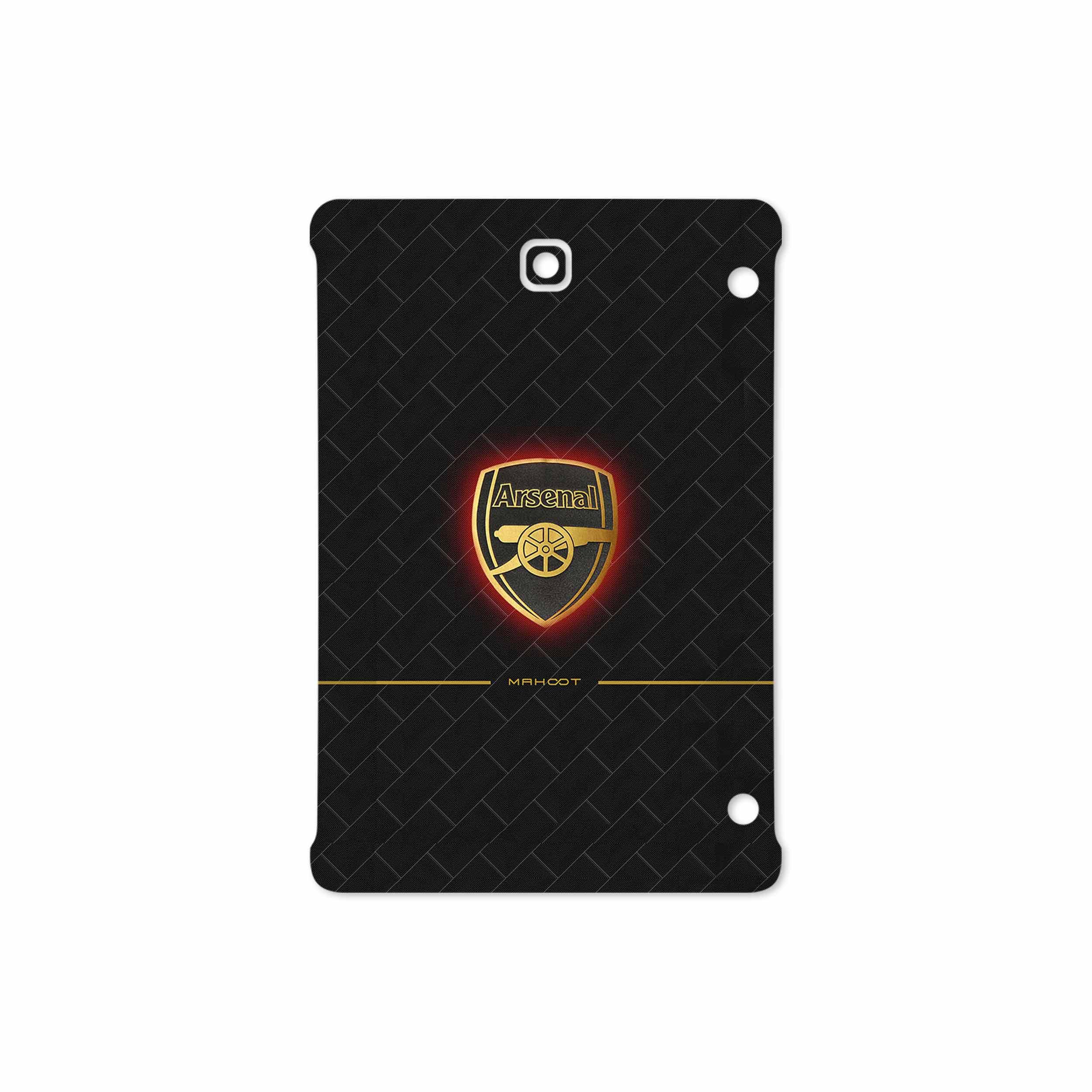 بررسی و خرید [با تخفیف]                                     برچسب پوششی ماهوت مدل Arsenal مناسب برای تبلت سامسونگ Galaxy Tab S2 8.0 2016 T719N                             اورجینال