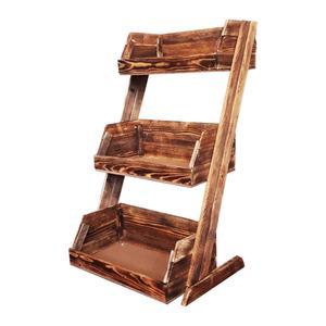 قفسه چوبی کد 139