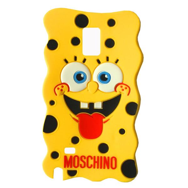 کاور ماسکینو کد S1058 مناسب برای گوشی موبایل سامسونگ Galaxy Note 4