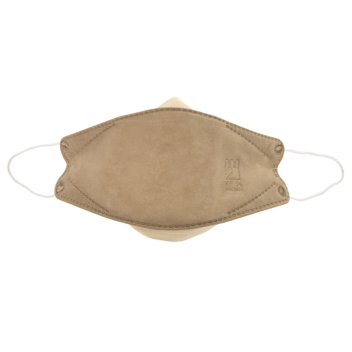 ماسک تنفسی اکسیر مدل KF94 کد EXR007 بسته 25 عددی