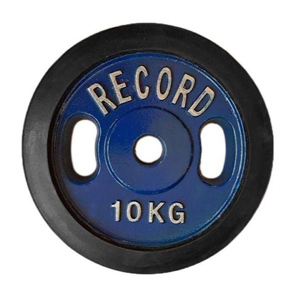 وزنه هالتر مدل sh02 وزن 10 کیلوگرم بسته 2 عددی