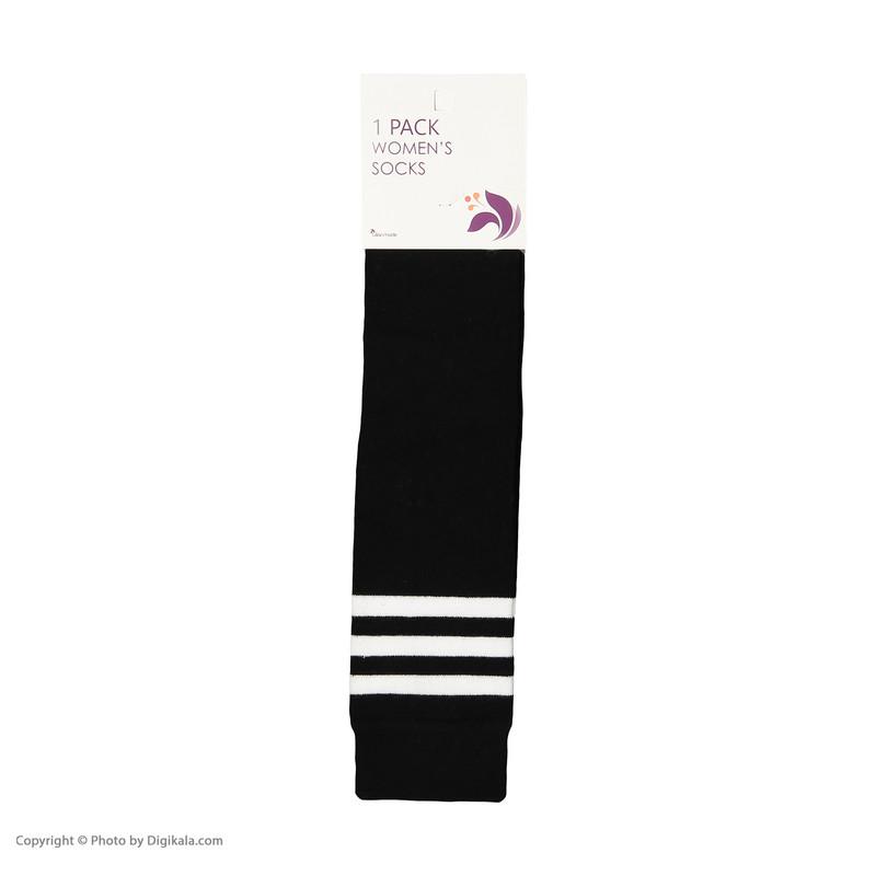 جوراب زنانه باترفلای مدل L1806015SO-3