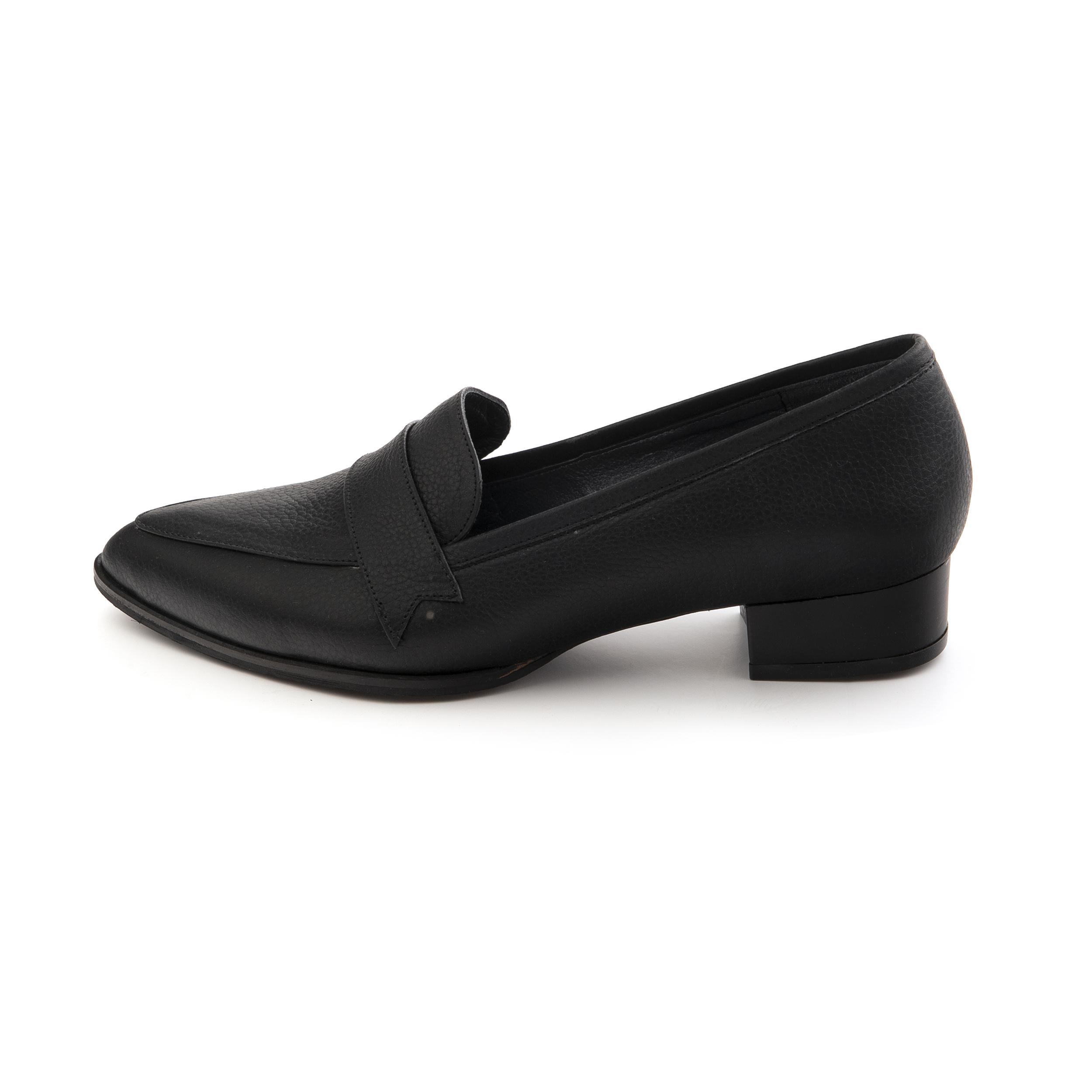 کفش زنانه مارال چرم مدل سنتیا hs