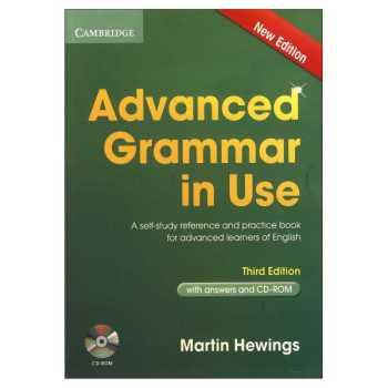 کتاب Advanced Grammar in use اثر Martin Hewings انتشارات زبان مهر