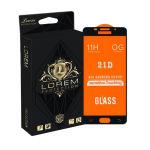 محافظ صفحه نمایش لورم مدل FL01 مناسب برای گوشی موبایل سامسونگ Galaxy A5 2016