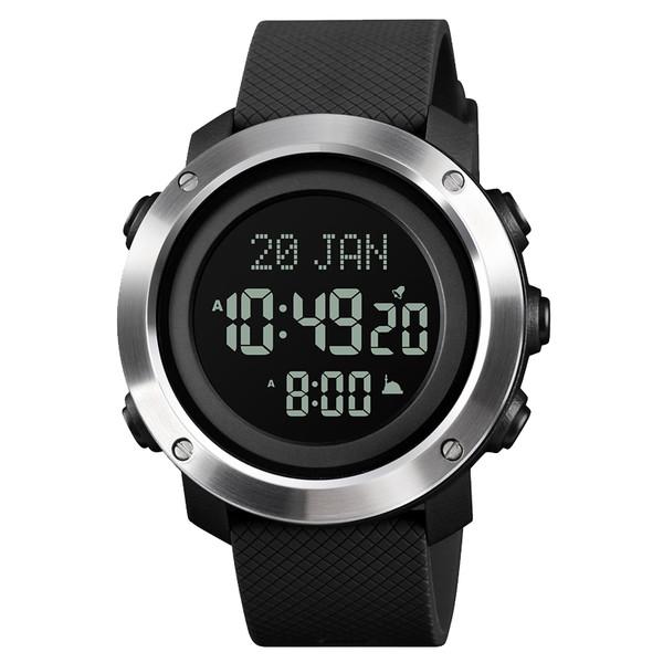 ساعت مچی دیجیتال مردانه اسکمی مدل 1728SM