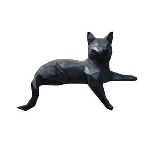 مجسمه طرح گربه کد 04