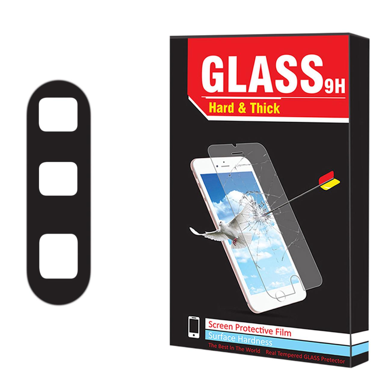 محافظ لنز دوربین Hard and Thick مدل LZ-01 مناسب برای گوشی موبایل هوآوی P30 pro