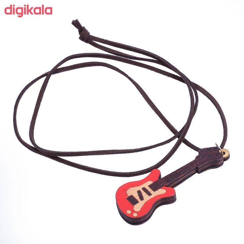 گردنبند طرح گیتار کد 207 main 1 3