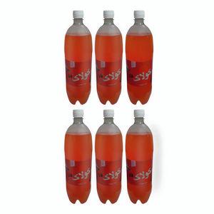 نوشابه پرتقال گازدار کولاک - 1.5 ليتر بسته 6 عددی