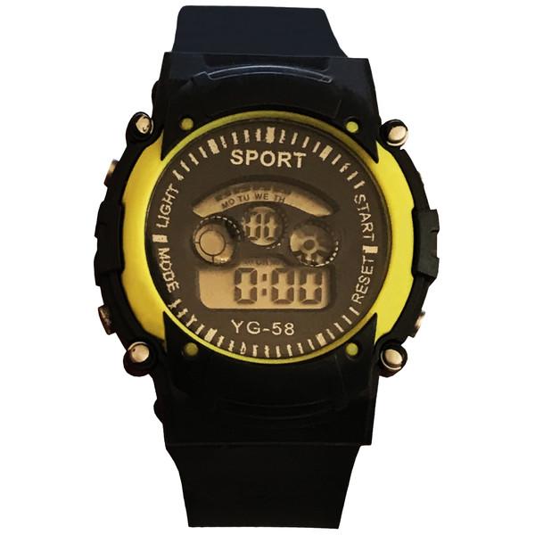 ساعت مچی دیجیتال کد YG-58