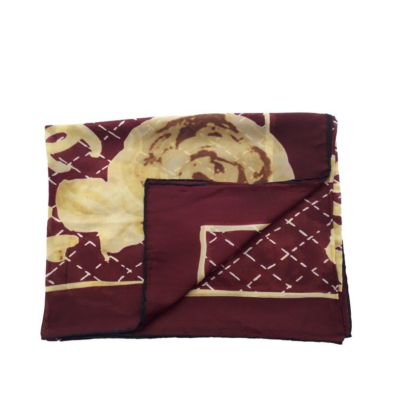 روسری زنانه شانل مدل m363251