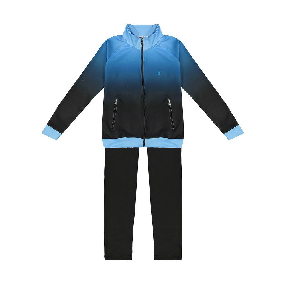 ست سویشرت و شلوار ورزشی زنانه مل اند موژ مدل SUPA01-004