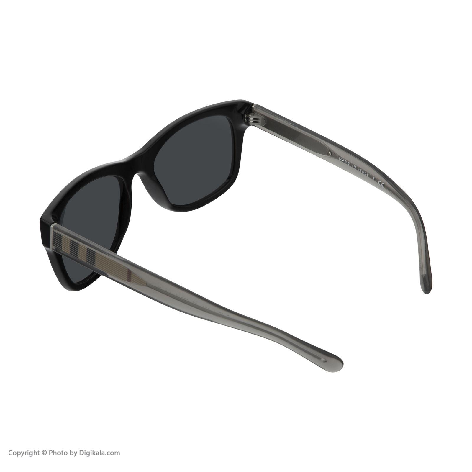 عینک آفتابی زنانه بربری مدل BE 4211S 300187 55 -  - 5