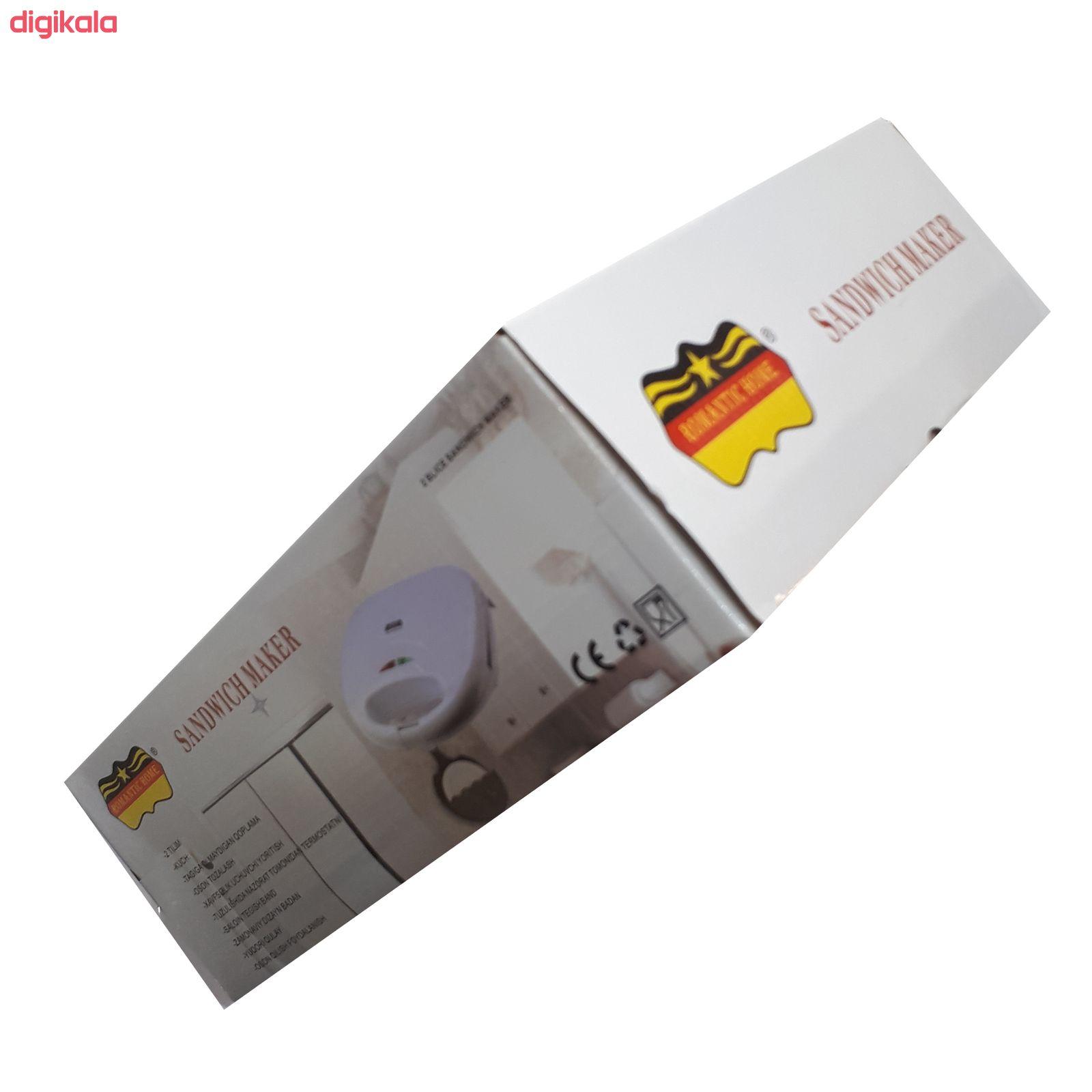 ساندویچ ساز رومانتیک هوم مدل SAW-15 main 1 3