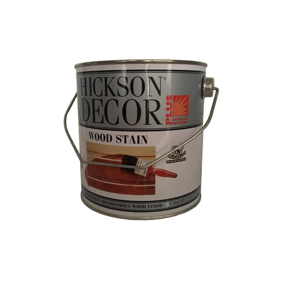 قیمت                                      رنگ ترموود و چوب هیکسون دکور مدل walnut plus حجم 5 لیتر