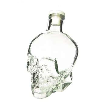 بطری آب طرح جمجمه کد 1