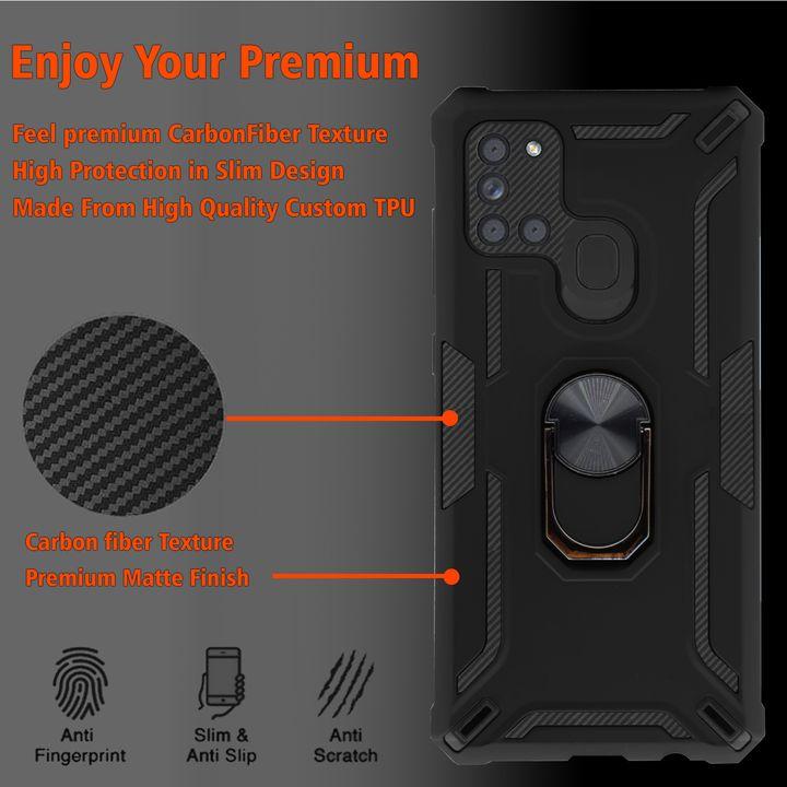 کاور ژنرال مدل DCR21 مناسب برای گوشی موبایل سامسونگ Galaxy A21s thumb 2 3
