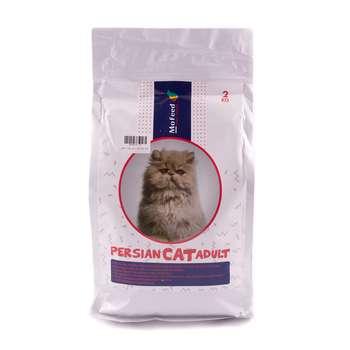 غذای خشک گربه مفید مدل PERSIAN CAT وزن 2 کیلوگرم