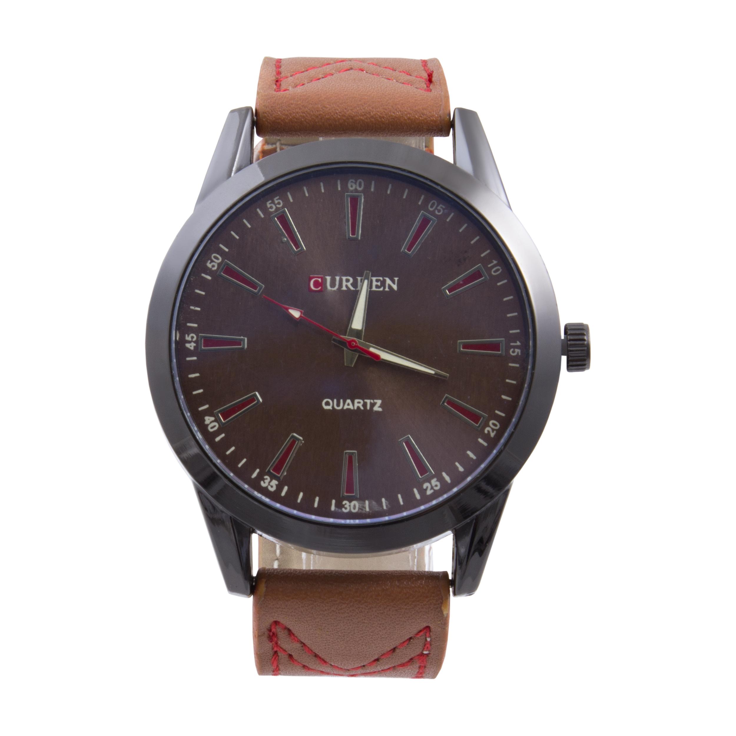 قیمت و خرید                        ساعت مچی عقربه ای مردانه کد WHM_093