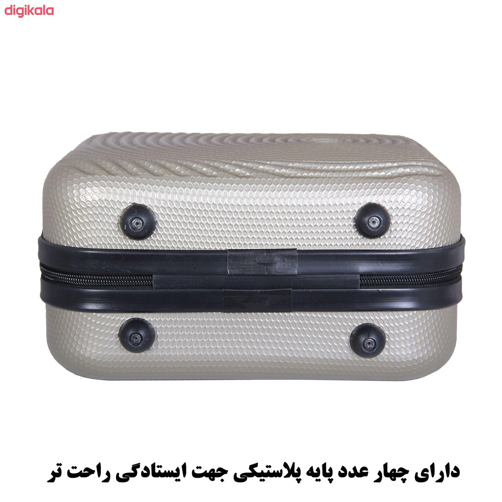 مجموعه چهار عددی چمدان اسپرت من مدل NS001 main 1 52