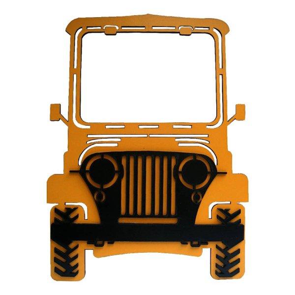 قاب عکس طرح ماشین جیپ مدل AW50