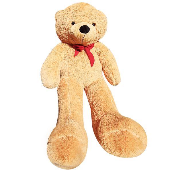عروسک طرح خرس کد 0719 ارتفاع 120 سانتی متر