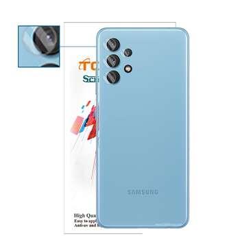 محافظ لنز دوربین مدل TPU مناسب برای گوشی موبایل سامسونگ Galaxy A32