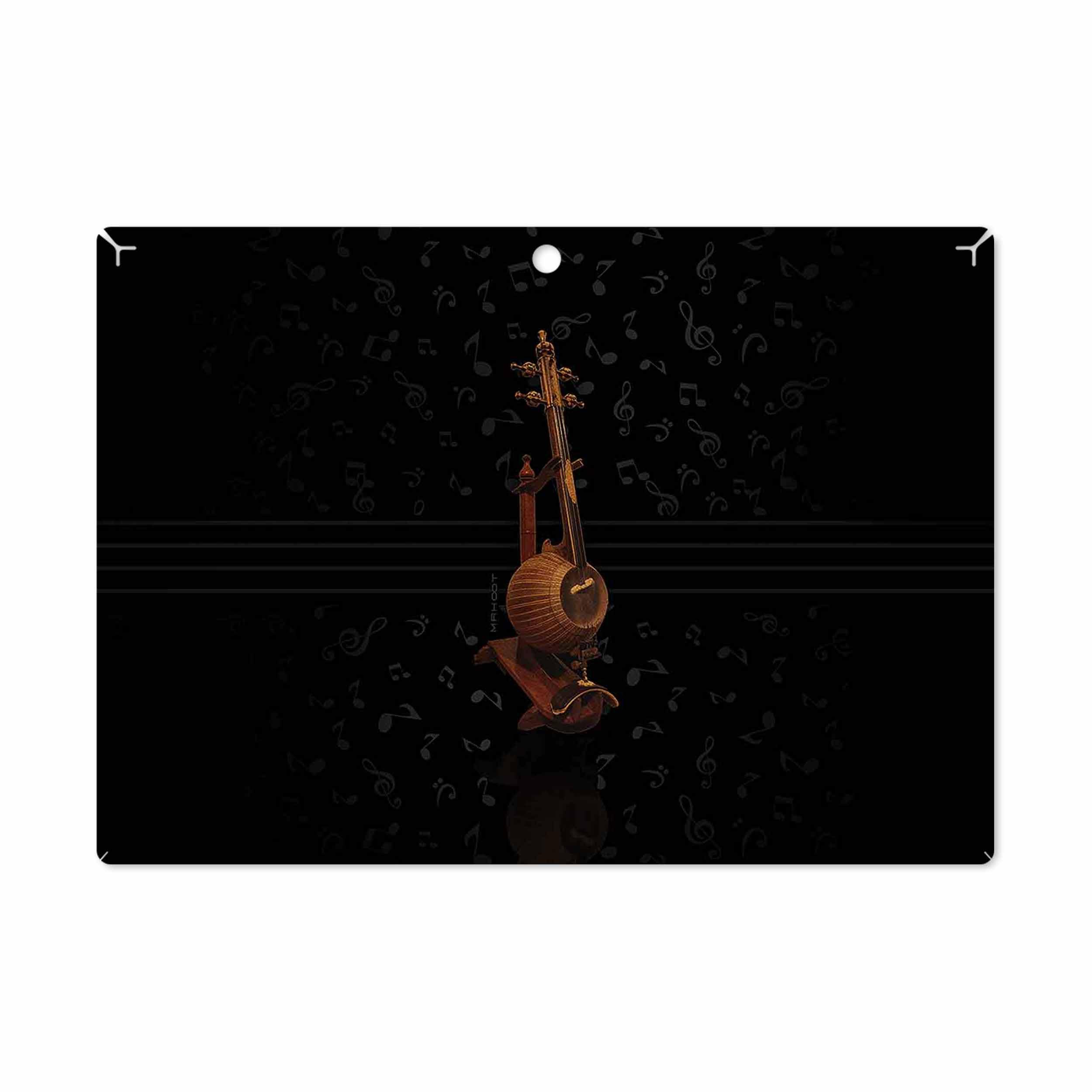 بررسی و خرید [با تخفیف]                                     برچسب پوششی ماهوت مدل Persian Fiddle Instrument مناسب برای تبلت لنوو Miix 320 2017                             اورجینال