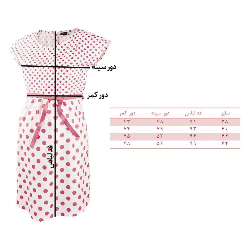 پیراهن بارداری اسمارا مدل 2961160
