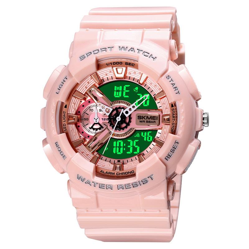 ساعت مچی دیجیتال اسکمی مدل 88-16 کد 02              اصل