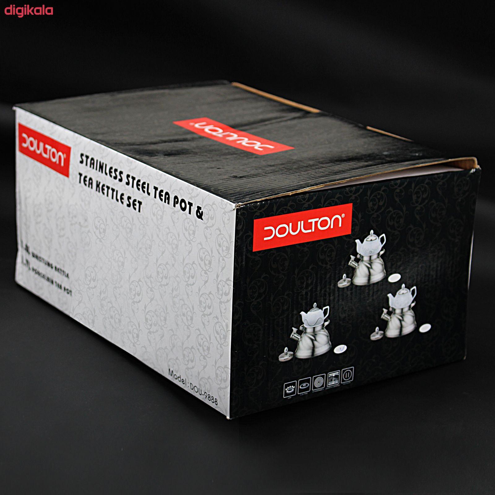 ست کتری و قوری دالتون مدل dou-9888 main 1 2