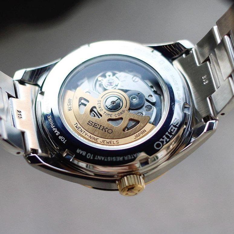 ساعت مچی عقربهای مردانه سیکو مدل SSA352J1
