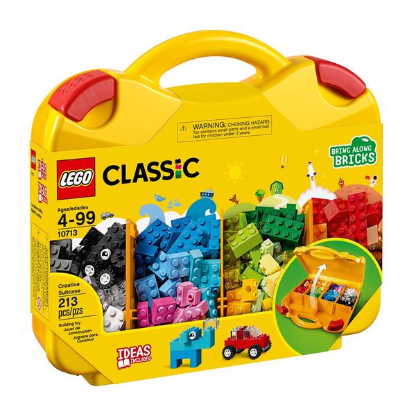 لگو سری Classic مدل Creative Suitcase 10713