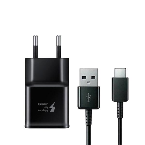 شارژر دیواری  مدل EP-TA800EWE به همراه کابل تبدیل USB-C thumb