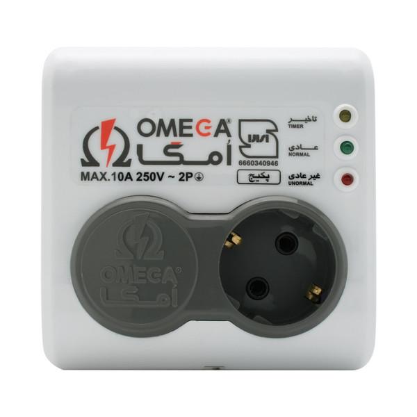 محافظ ولتاژ برق امگا مدل P1100