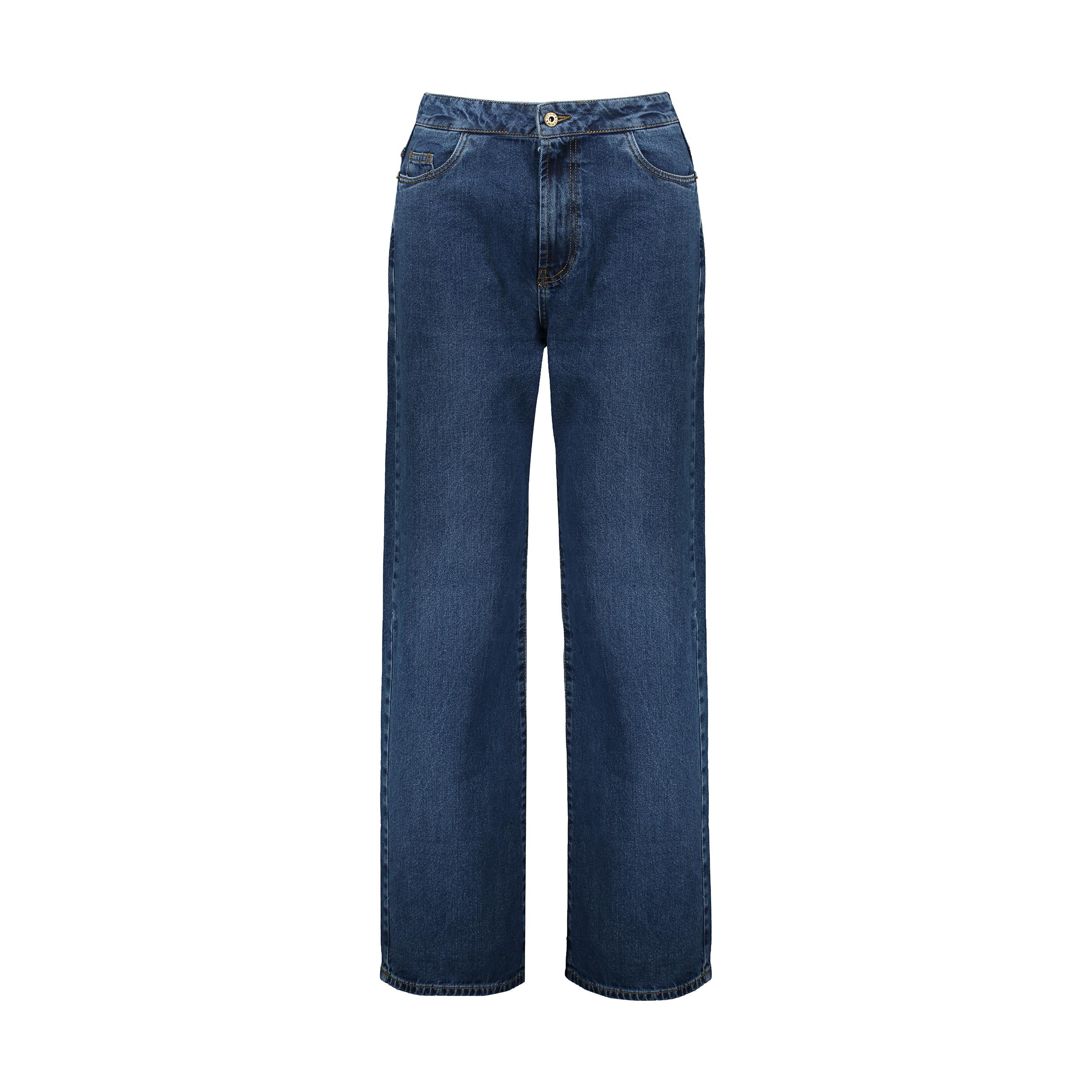 شلوار جین زنانه برنس مدل LIYAM-77