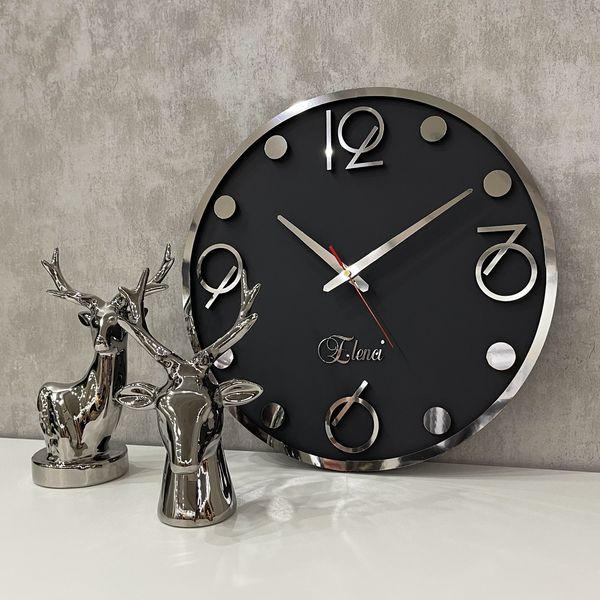 ساعت دیواری اِلِنسی مدل SD-025 کد 40c