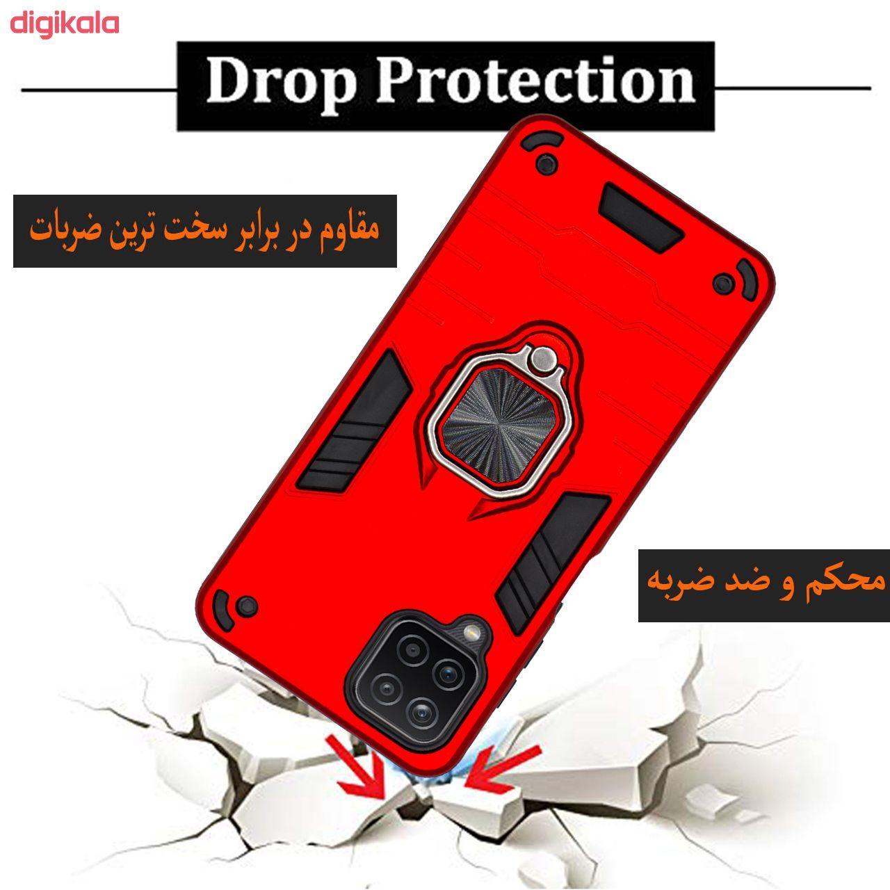 کاور کینگ پاور مدل ASH22 مناسب برای گوشی موبایل سامسونگ Galaxy A12 main 1 4