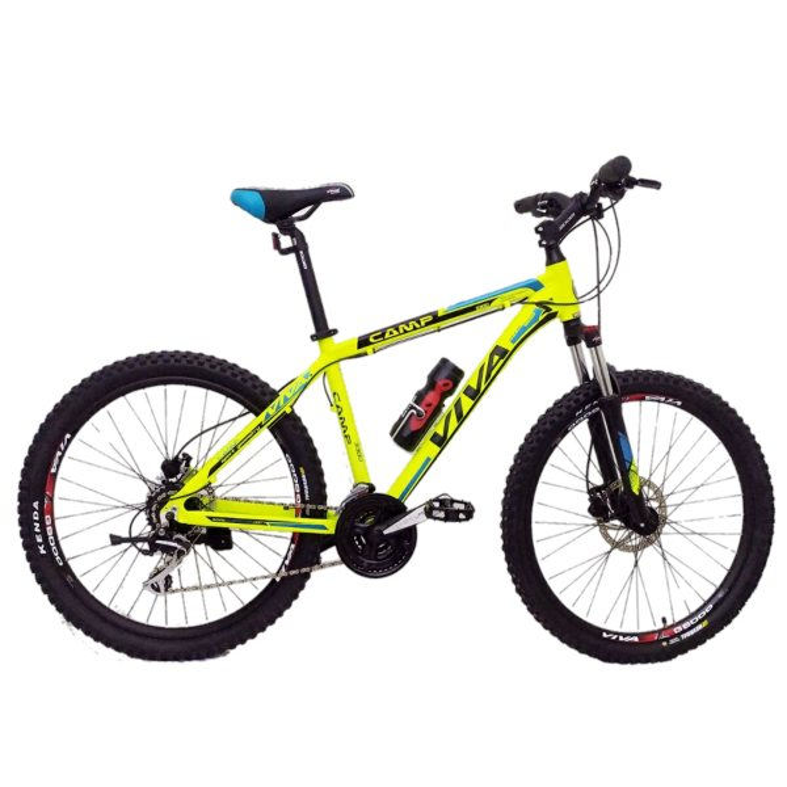 دوچرخه کوهستان ویوا مدل کمپ سایز 26