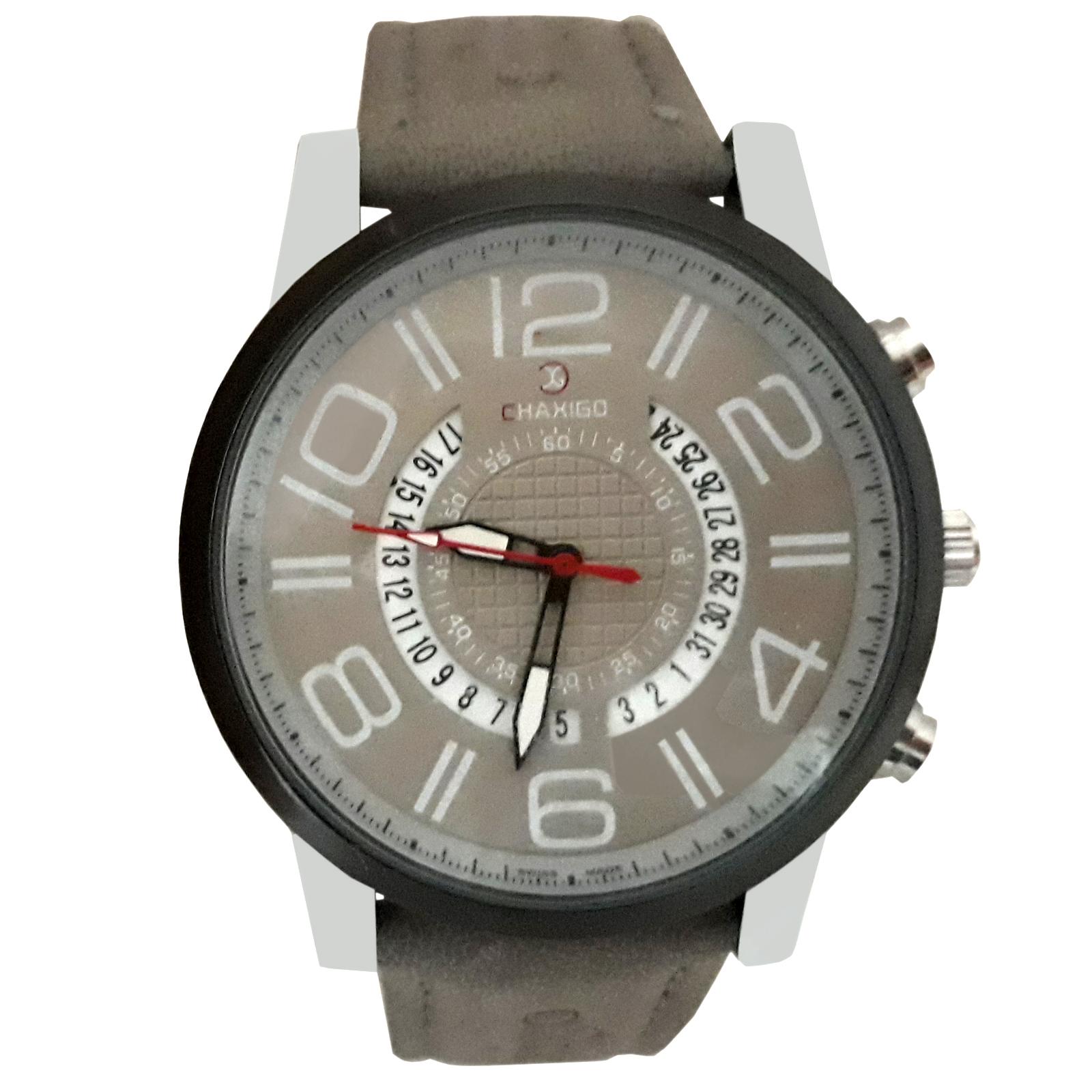 قیمت و خرید                      ساعت مچی عقربهای مردانه چاکسیگو مدل 8564 کد 001
