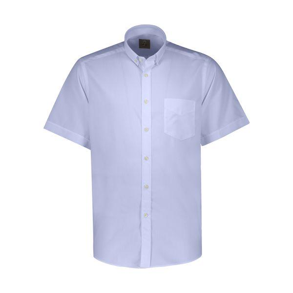 پیراهن آستین کوتاه مردانه زی مدل 153139354