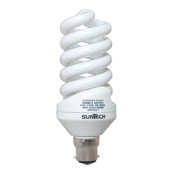 لامپ کم مصرف 35 وات سانتک مدل 015 پایه B22