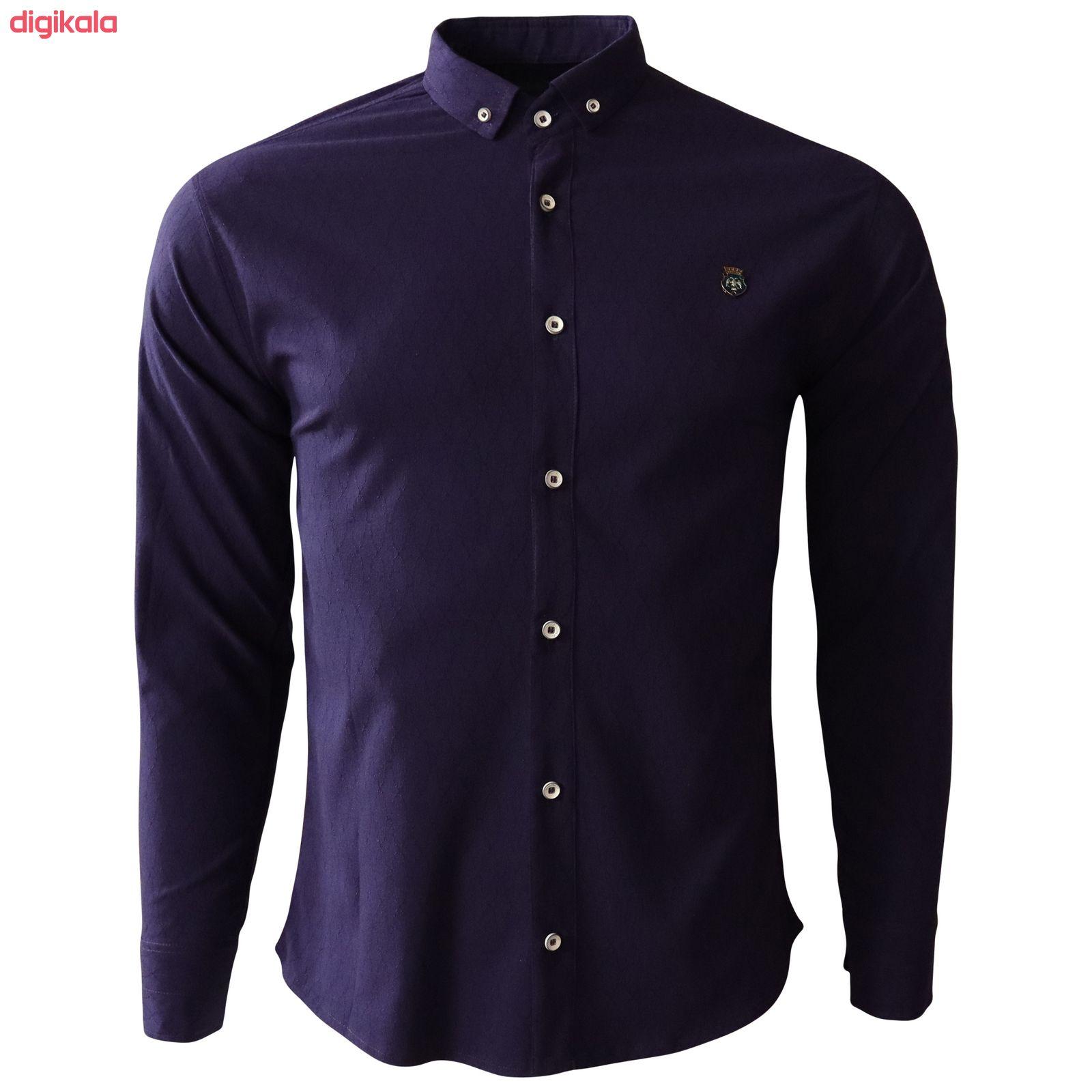 پیراهن مردانه مدل rm9966 main 1 2