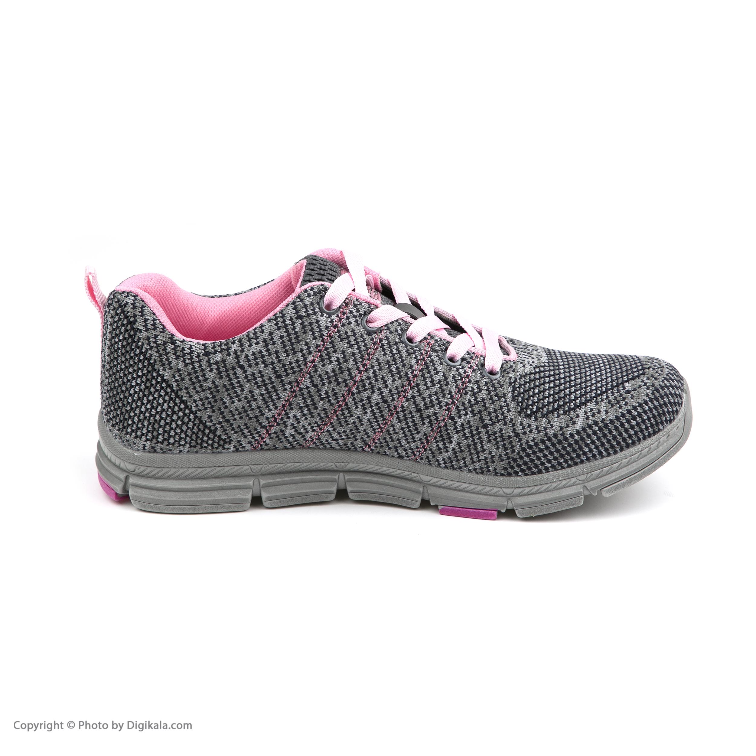 کفش پیاده روی زنانه ملی مدل SM1504