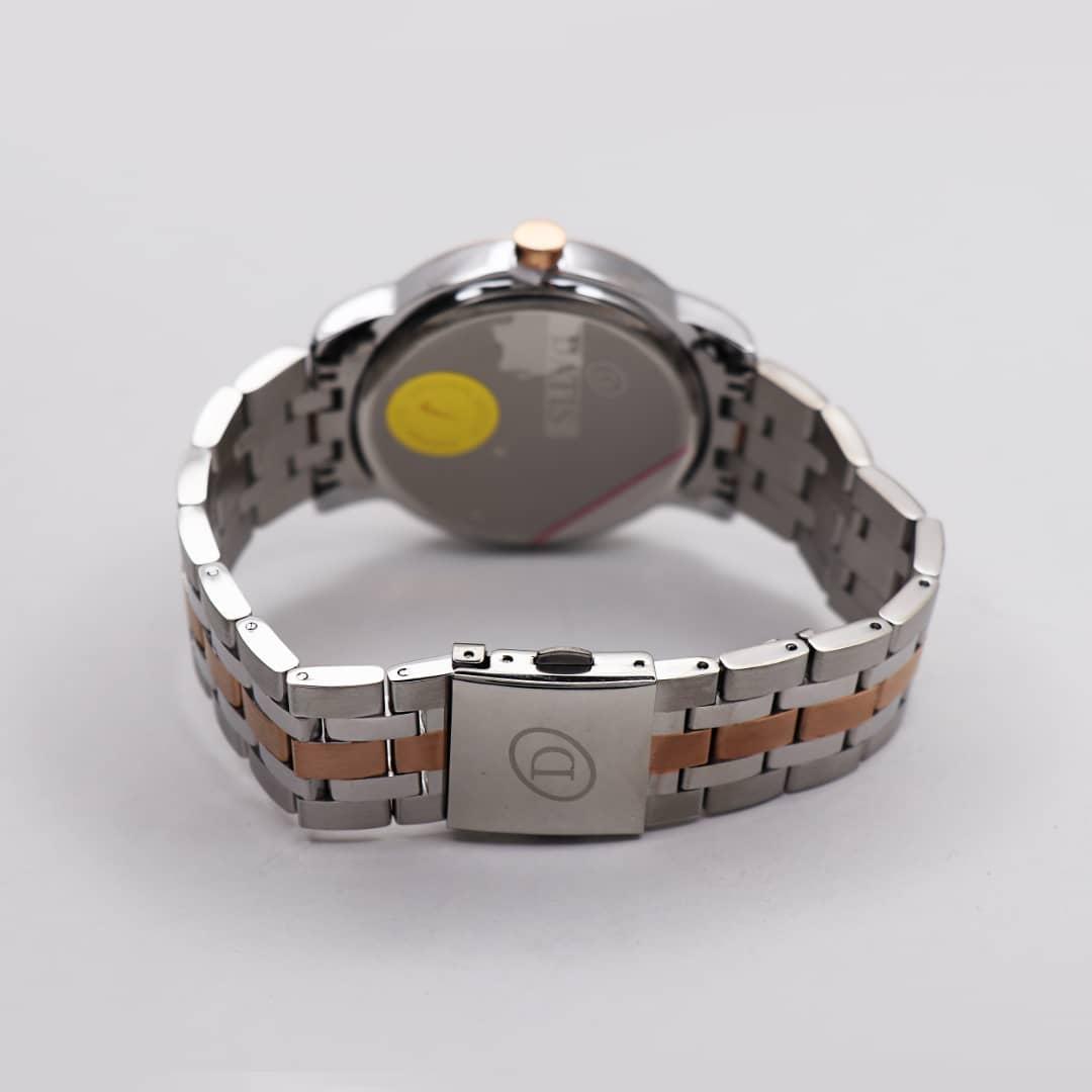 ست ساعت مچی عقربه ای زنانه و مردانه داتیس مدل 8360