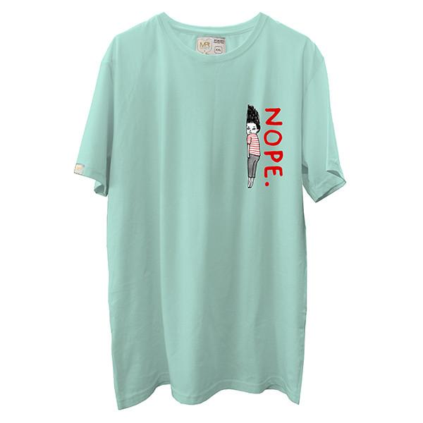 تی شرت مردانه مسترمانی کد 001