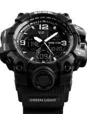 ساعت مچی عقربه ای مردانه اسکمی مدل 1155M-NP -  - 2